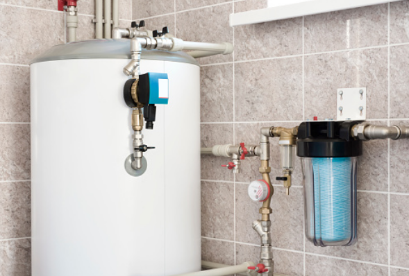 water filtration features